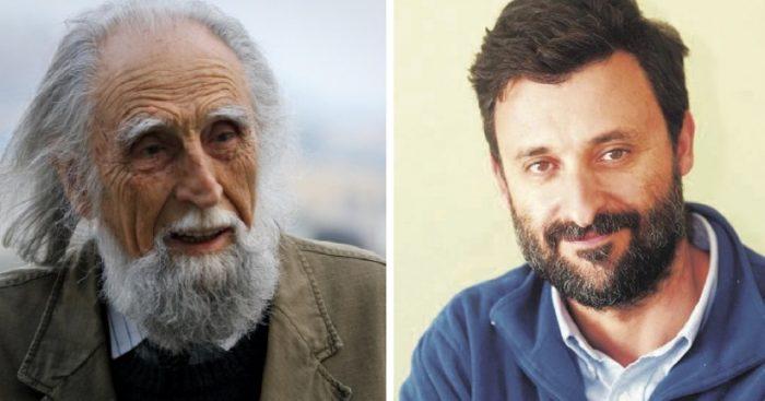 """Maestro y discípulo: Gastón Soublette y Cristian Warnken reciben premio en Festival """"Mente, Cuerpo, Alma"""""""