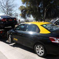 Taxistas que bloquearon acceso a aeropuerto arriesgan desde 10 años de cárcel