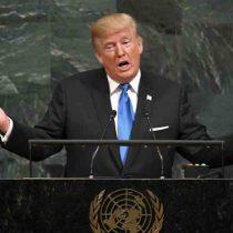 Cuba protesta en la Comisión Bilateral por el discurso de Trump ante la ONU