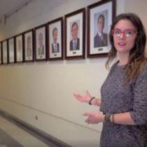 Camila Vallejo explica la razón de la baja participación de las mujeres en política