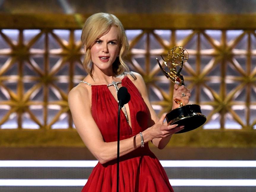 El emotivo discurso de Nicole Kidman contra la violencia de género en los Emmy