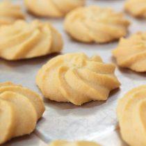 [VIDEO] Receta Fácil: te enseñamos a preparar unas deliciosas galletas de mantequilla sin batidora