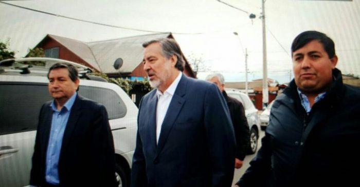 Las narcorredes del alcalde Aguilera que complican al PS e impactan en la campaña de Guillier