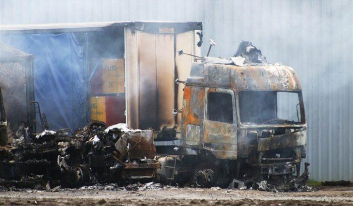 Solo el 5,5% de los ataques formalizados como atentados terroristas terminaron con condena en Chile