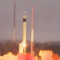 Lanzan al espacio el satélite que vigilará la contaminación del planeta