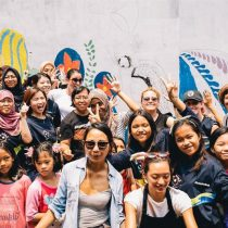 Arte urbano contra barreras de género en Indonesia