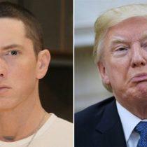 Las 5 frases más explosivas del nuevo rap de Eminem contra Donald Trump (y las claves para entenderlas)