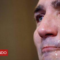 [VIDEO] El momento en que Justin Trudeau, primer ministro de Canadá, llora por la muerte de su amigo el cantante Gord Downie