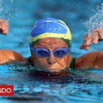 [VIDEO] Nora Rónai, la nadadora brasileña que a los 93 años bate récords mundiales