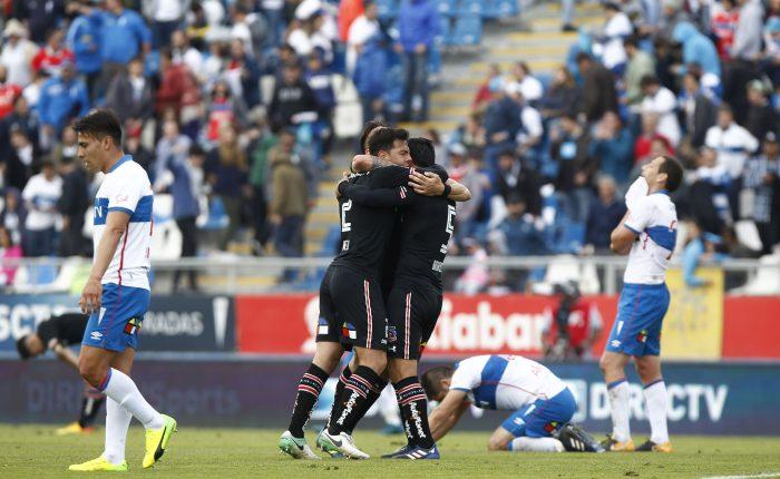 Con polémico gol, Colo Colo se impone ante Universidad Católica y extiende su agonía