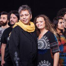La banda franco-chilena Ajimsa estrenará su primer disco en vivo