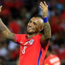 El King entre los grandes: FIFA postula a Arturo Vidal para conformar el 11 ideal de la temporada