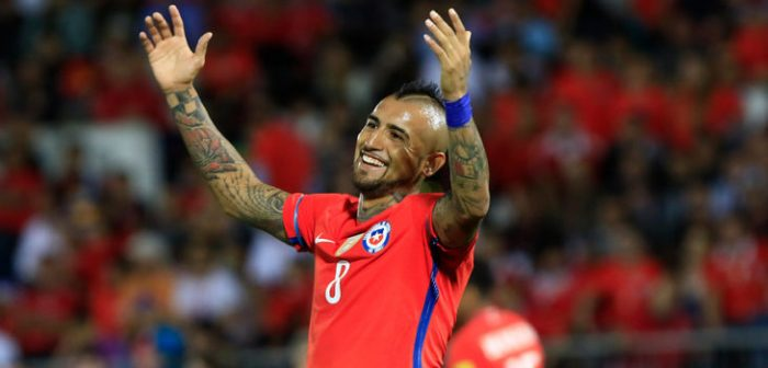 José Sulantay le da con todo a Arturo Vidal: