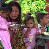 [VIDEO] Indira Ranamagar, la mujer que rescató más de 1.600 niños en Nepal