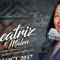 Concierto Beatriz Pichi Malen en Centro GAM