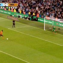 [VIDEO] Brillante actuación de Claudio Bravo desde los doce pasos le da la victoria al Manchester City