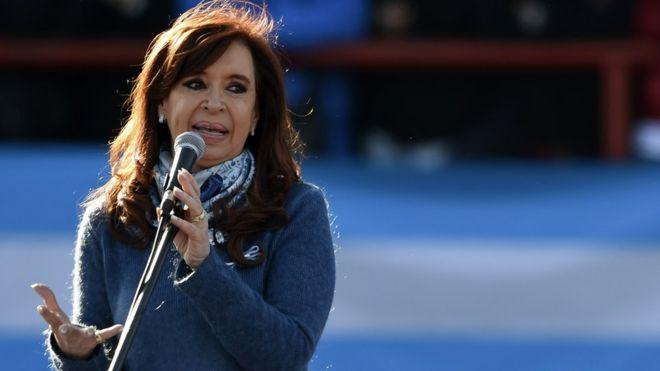 Cristina Kirchner será senadora en Argentina, pero perdió la simbólica batalla por Buenos Aires