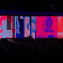 [VIDEO C+C] U2 destaca a Michelle Bachelet como mujer líder en el mundo