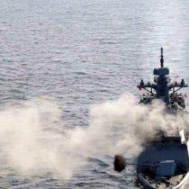 """Corea del Norte amenaza con un """"ataque inimaginable"""" a EE.UU. por las maniobras navales"""
