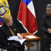 Chile y Ecuador impulsarán interconexión eléctrica regional
