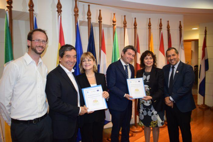 Alcaldes de 32 comunas de Chile firman declaración y compromiso para enfrentar el cambio climático