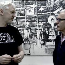 Documental siguió a juez Garzón en su lucha por liberar a Julian Assange