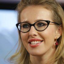 La «Paris Hilton rusa» que intentará arrebatarle la presidencia de Rusia a Putin