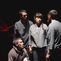"""Obra """"Resistencias [diálogos con Peter Weiss]"""" en Sala de Teatro U. Mayor"""
