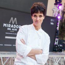 Destacada chef brasileña Helena Rizzo fue parte del lanzamiento del renovado polo gastronómico en Mirador del Alto 1