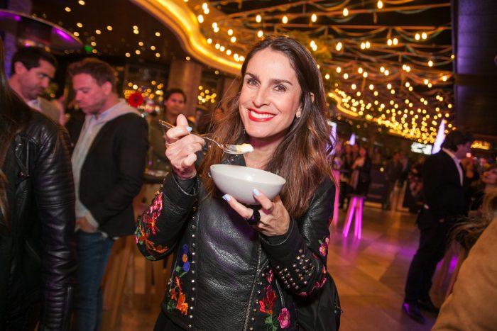 Destacada chef brasileña Helena Rizzo fue parte del lanzamiento del renovado polo gastronómico en Mirador del Alto 3