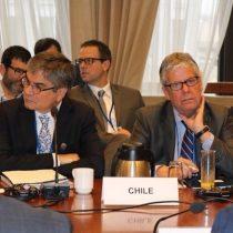 Marcel e Eyzaguirre cerraron su paso por Washington en reuniones con clientes de JP Morgan, HSBC, Itaú y Bank of America
