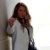 Fiscalía pediría una pena de 4 años para Natalia Compagnon