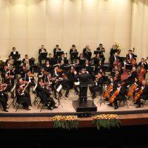 Concierto sinfónico dirigido por Paolo Bortolameolli en Teatro UdeC