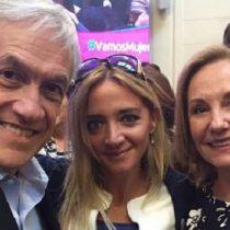 Piñera se desentiende de candidata de Chile Vamos, Loreto Letelier: