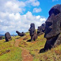 Choque de plataforma de moai en Rapa Nui: Subprefecto de la PDI asegura que implicado tenía averiado el freno de mano de su auto