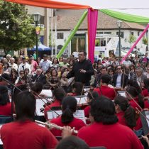 Toccata Rancagua: se consolida como el festival multicultural de la Región de O'Higgins