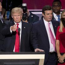 Ex jefe de campaña de Trump es acusado de