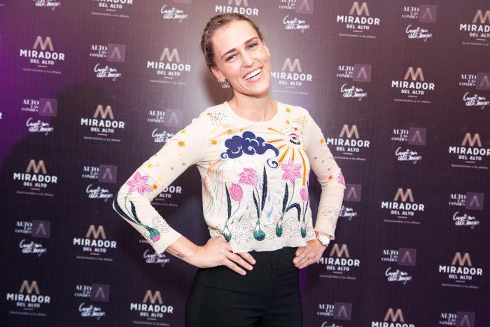 Destacada chef brasileña Helena Rizzo fue parte del lanzamiento del renovado polo gastronómico en Mirador del Alto 7