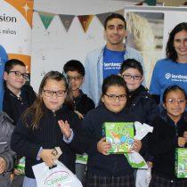 Emprendimiento busca mejorar la salud visual de los chilenos