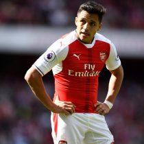 Entrenador del Arsenal no descarta la venta de Alexis en enero