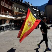 La fragmentación de la centroderecha en España