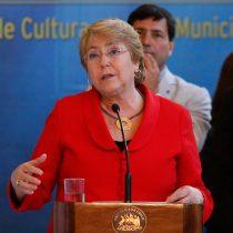 Encuesta CEP: evaluación de Bachelet sigue tendencia al alza y sube a 23 por ciento