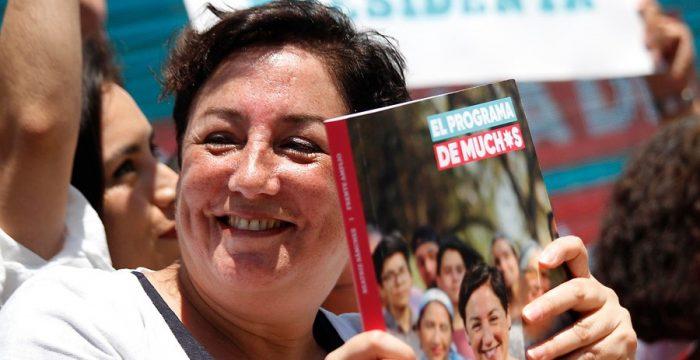 Amateurismo y efecto Mayol pasan la cuenta a Beatriz Sánchez en caída de ocho puntos en la CEP