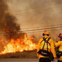 Incendios en California dejan 17 muertos y más de 46.500 hectáreas arrasadas