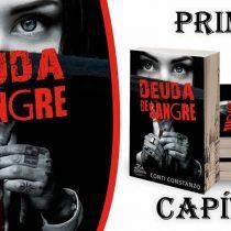 Conti Constanzo nos regala el primer capítulo de su nueva novela: Deuda de Sangre