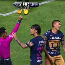 [VIDEO] Debut y despedida: el fugaz regreso de Nicolás Castillo en la liga mexicana