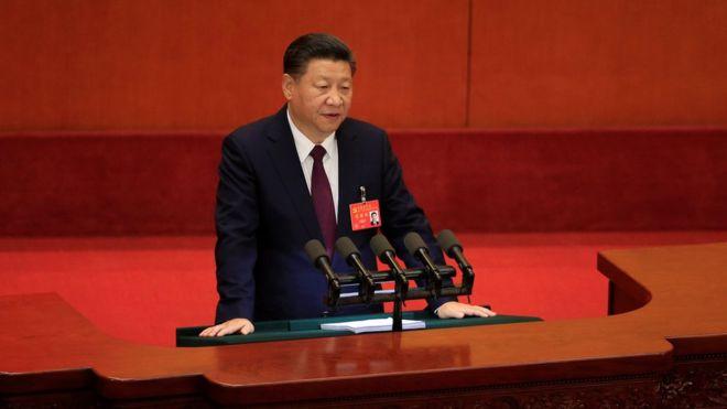 China mantiene su meta de crecimiento del PIB alrededor del 6,5 % para 2018