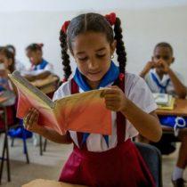 Cuba es considerado el país con mayor acceso a la educación para niñas en el mundo