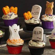 [VIDEO] Receta Fácil Especial Halloween: te enseñamos a preparar crema de mantequilla para decorar tus cupcakes