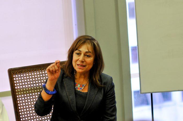 Esperanza Silva: «Lo de Scaramelli fue un duro golpe para los derechos (de propiedad intelectual)»